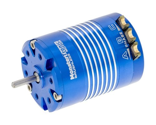 Brushless Motor Sensored mit Sensor Kabel 1:10 6,5T