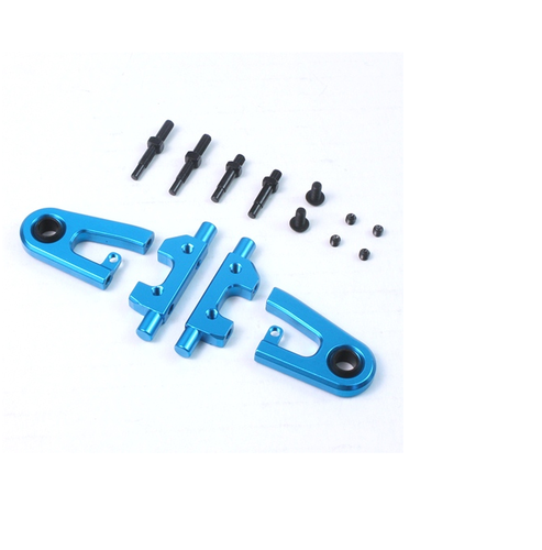 Aluminum Front Upper Arm for Tamiya TT01 / TT01E (Adjustable Camber Function)