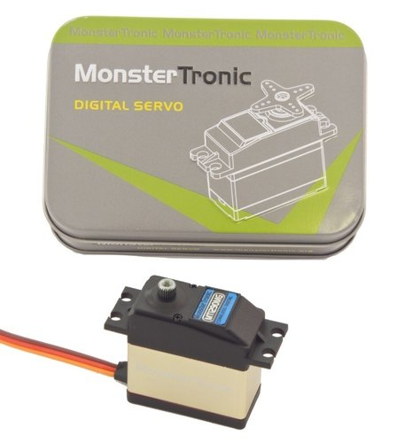 Digital Servo MT1290MG - 5,8Kg - 0,05 Sec.