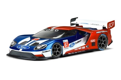 Ford GT - 190mm GT Karosserie für normale TW Chassis