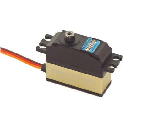 Digital Midi Servo MT1250MG - 5,0Kg - 0,12 Sec.