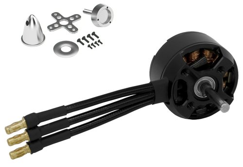 SPITZ Brushless Motor 3530-10 1400KV
